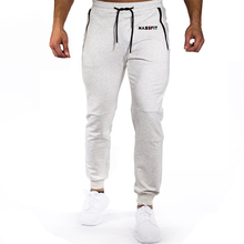 Knie Lambrisering <span class=keywords><strong>mannen</strong></span> Atleten Fit Jogging Broek Groothandel Gym Joggers