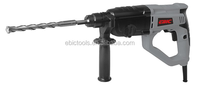 RH1050DS26 1050W 26mm Electric Drilling Rotary Hammer 4 Function Hammer Drill
