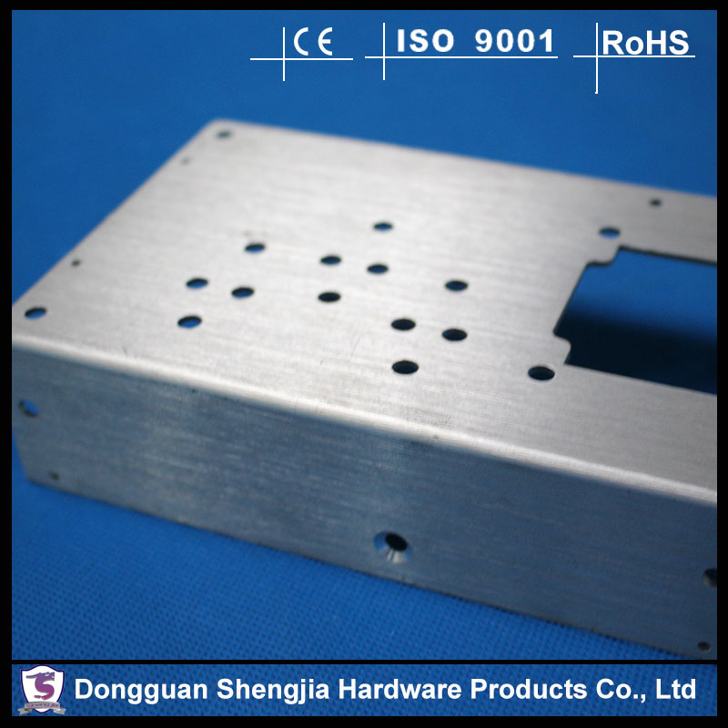 China factory precision stamping sheet metal VCD DVD cover