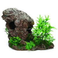 CH-5062P reptile resinic ornament, for reptile cage decoration