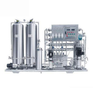 Good price Reverse osmosis system well water purified machine manufacturer for madical and food use water