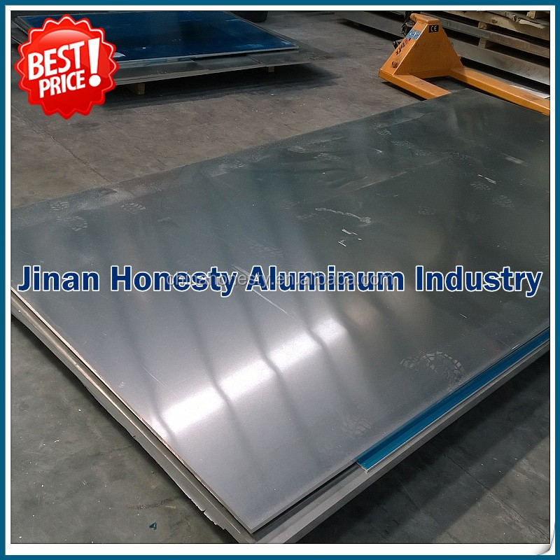 Fresh aluminum plate 7075 T6 T651 produced by Chinese factory