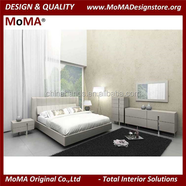 Vintage Bedroom Furniture Design Modern Grey Wooden Double Bed And Bedroom Furniture SET View Modern Bedroom Furniture Set MoMA Product Details From Inspiration Cheap Quality Bedroom Furniture Exterior Plans