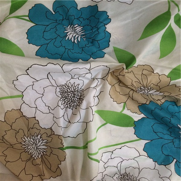 Hot Sale 100 Polyester Microfiber Fabric Painting Designs Bed Sheets For European Market
