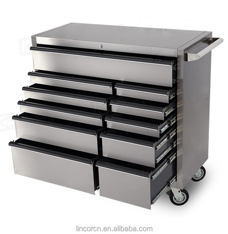 Pit toolbox top qualität metall Werkzeugwagen box Garagenroll ...