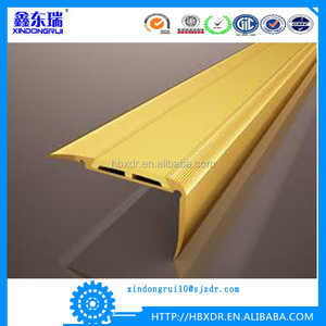 various surface need aluminium trim extrusion,guards,joints,channel,joiners,profile for wall, floor,skirting,stair etc.