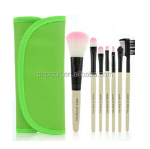 personalized makeup brush set 7 piece cheap costometic brush sets