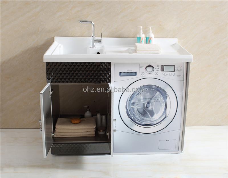 Wasmachine Kast Badkamer : Nieuwe aankomst roestvrij staal badkamer kast l wasmachine