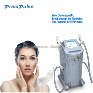 Professional Multi function IPL therapy system laser SHR OPT machines hair removal photo facial machine