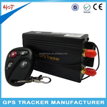 Car GPS Tracker TK103B Vehicle gps tracker with Memory Card Slot ,Low Power Alert ,Cut off