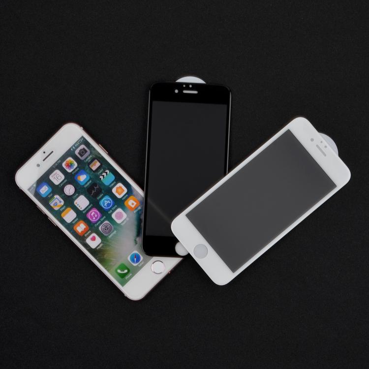 6D teléfono celular protectores de pantalla de privacidad para Iphone 8 8 X Anti Spy Mobile pantallas de protección