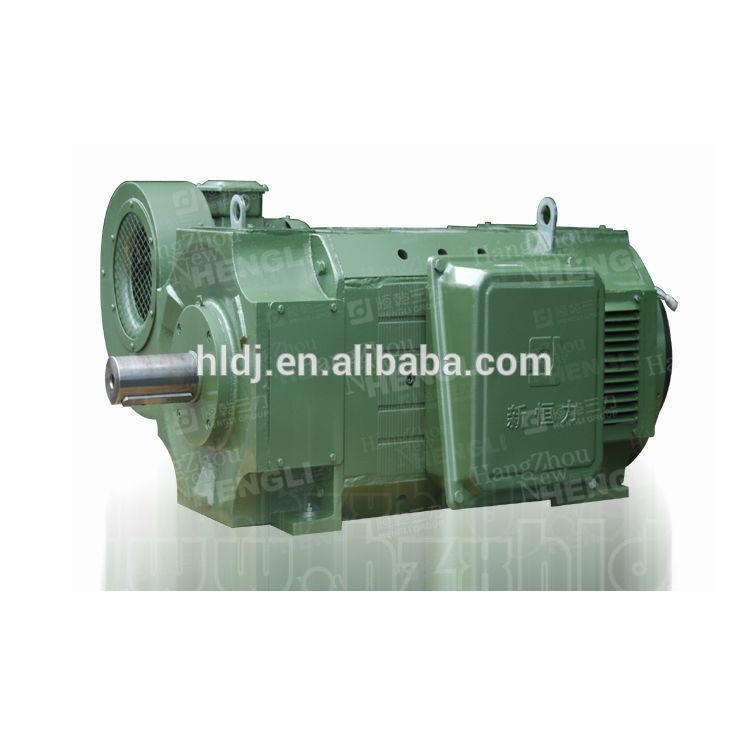 Nhl 60 Years 800hp Brush Electric Fan 220v Dc Motor