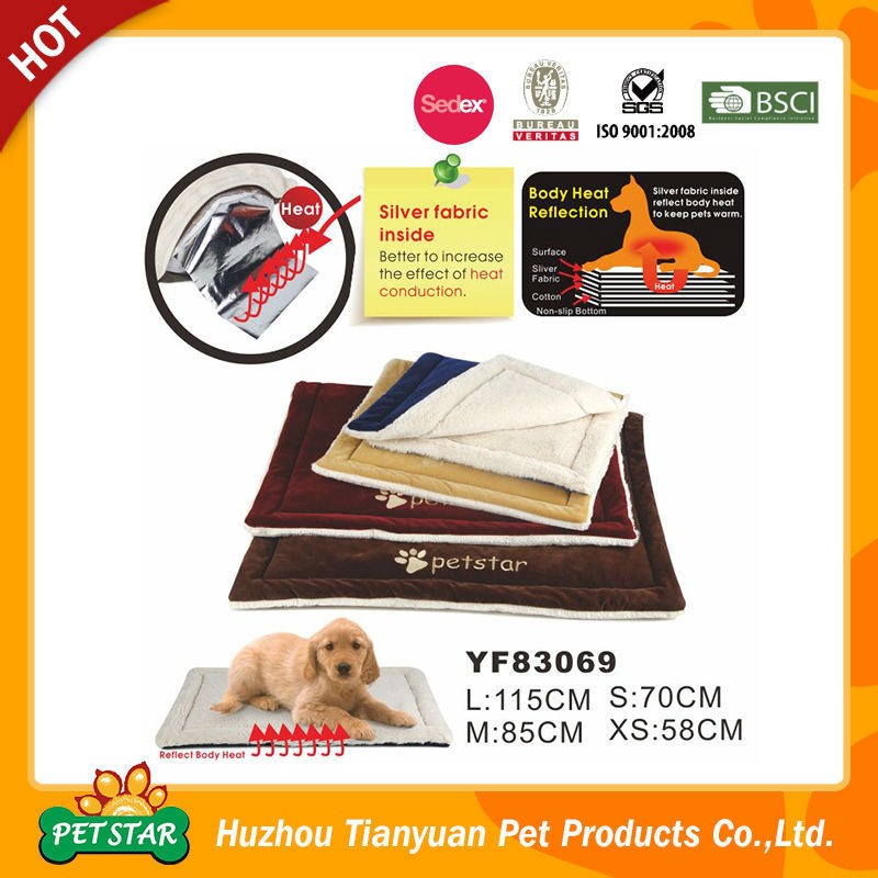 Discount!!! Wholesale Professional Hot Sale Body Heat Reflection Heating Pad For Pet
