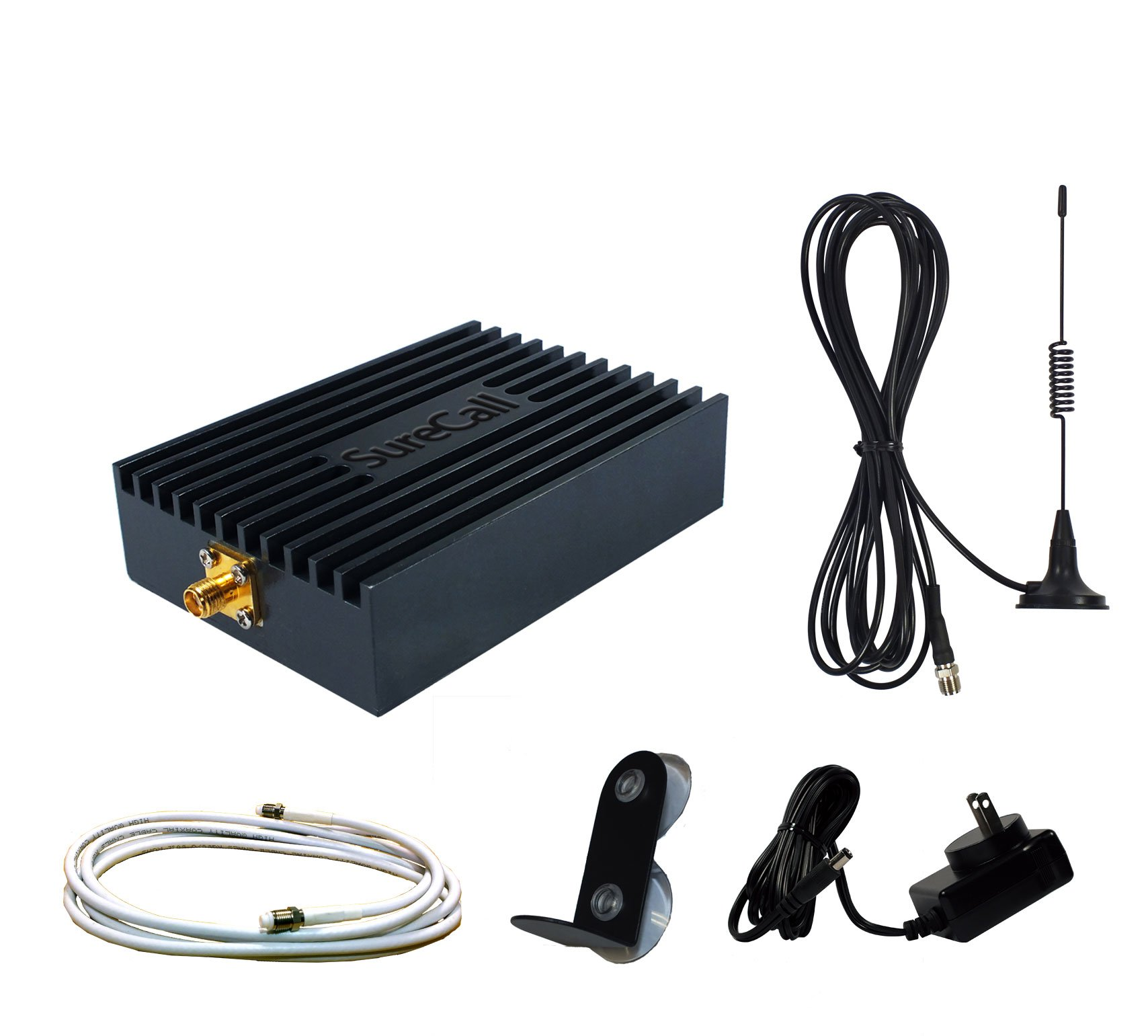 SureCall M2M 4G LTE Verizon Data Signal Booster | SC-SoloVI-15