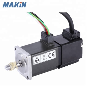 Mitsubishi Electric Ac Servo Motor And Drive Hc Kfs13k 100w For Printing Machine