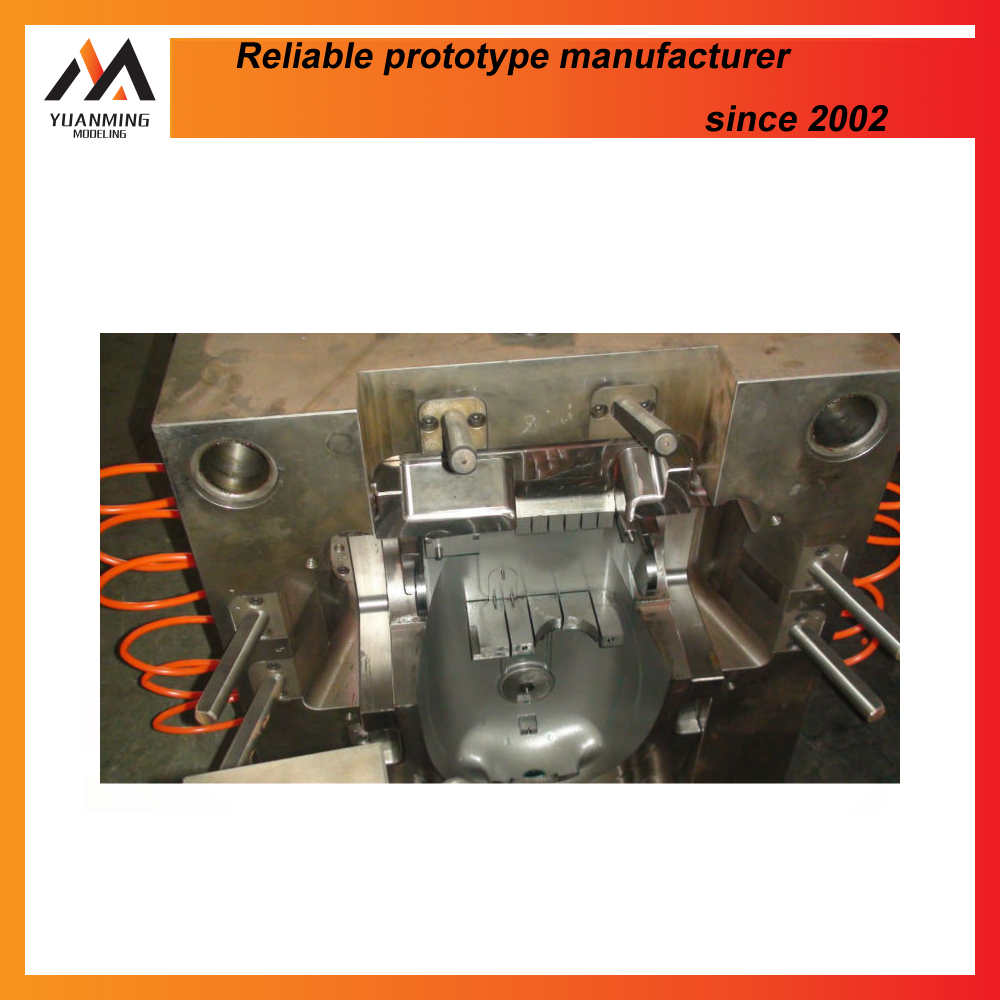 custom injection plastic mould maker molding company