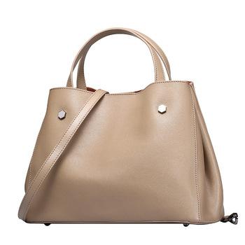 Factory Patterns Free Trend Genuine Leather Handbag