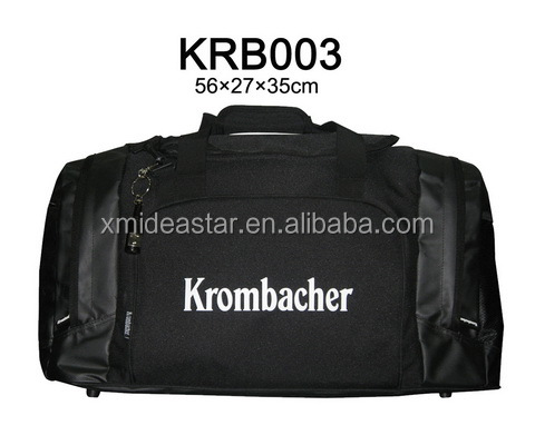KRB003 Big Capacity Popular 600D Tarpaulin PVC Travel Duffel Bag With High Quality OEM Accept