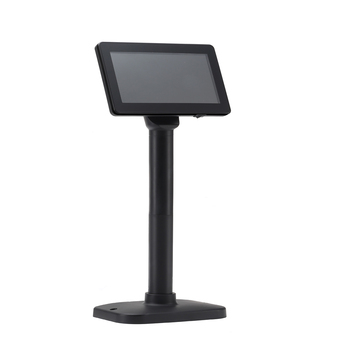 7inch POS LCD Pole Customer Display for supermarket/restaurant