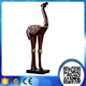china factory custom made high quality resin camel decoration metal effect camel animal statue
