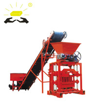 QT4-35 block maschine in Sri Lanka steinformmaschine beton spacer maschine in linyi china