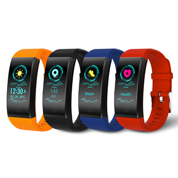 smartband Bult-in USB Plug IP68 Waterproof fitness bracelet watch band for samsung galaxy s8 smartphone android cell phone