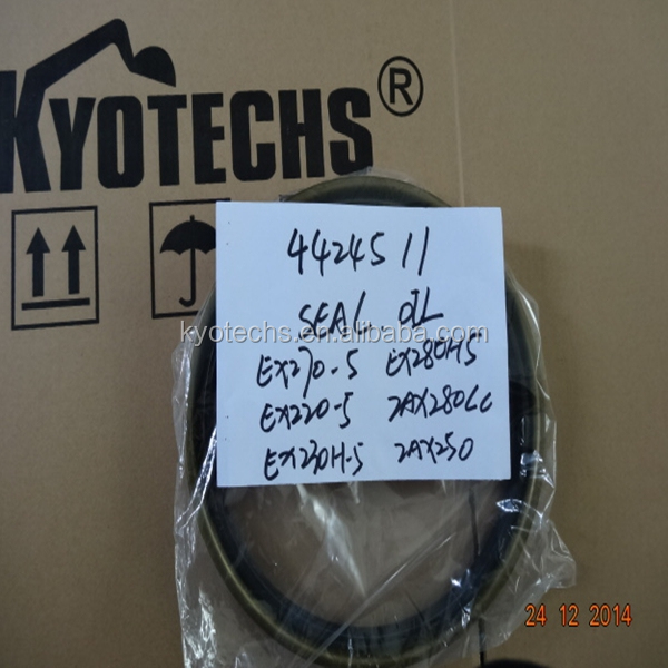HIGH QUALITY OIL SEAL FOR 4424511 EX270-5 EX280H-5 EX220-5 ZAXIS280LC EX230H-5 ZAXIS250