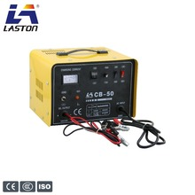 Portable lead-acid 20 amp battery charger 24 volt