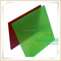 Transparent Hollow Polycarbonate Sheet for Roofing