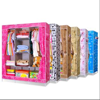 Folding Wardrobe Fabric Cabinet,Hot Sale Folding Buy Portable ...