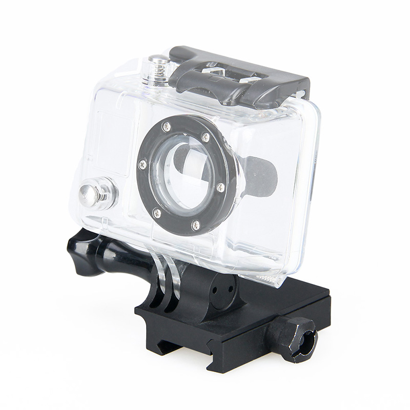 Sports Camera Accessories adapter mount camera base waterproof case for outdoor camera