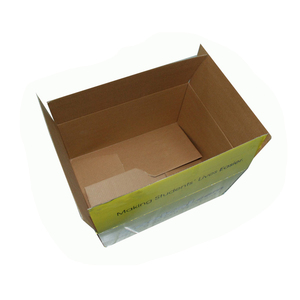 Hot products cheap paper box package burger