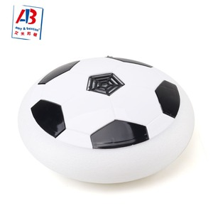 Hot Sale Kids Sport Game Hover Ball Soccer Indoor Toy with LED Lights and Music