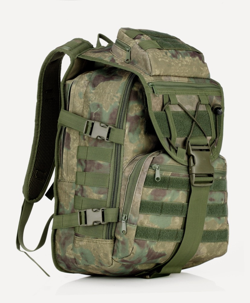 Army Surplus Molle Backpack- Fenix Toulouse Handball fd78a7b0eb3a7