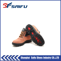 Industrial Safety Shoes Steel Toe Cap for Woodland