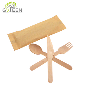 Cheap Compostable Biodegradable Ecofriendly Picnic Cutlery