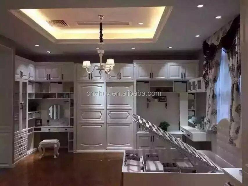 India moderna muebles juegos de dormitorio armario diseños ...