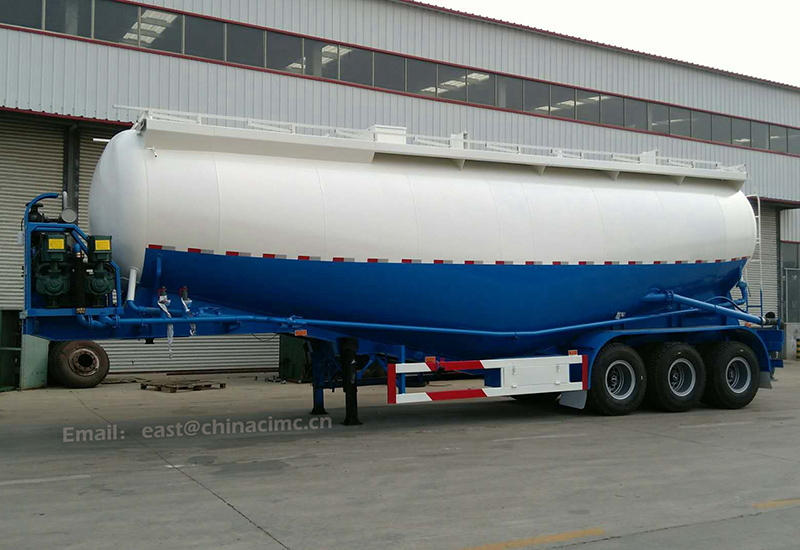 Dry Bulk Cement Pneumatic Tank Trailers For Sale Co2 Cimc Tanker Trailer -  Buy Dry Bulk Cement Pneumatic Tank Trailers For Sale,Co2 Bulk Tank,Cimc