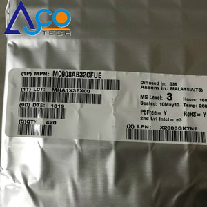 MC908AB32 integrated circuits active components Microcontroller IC 8-Bit MC908AZ60ACFUER electronic components MC908