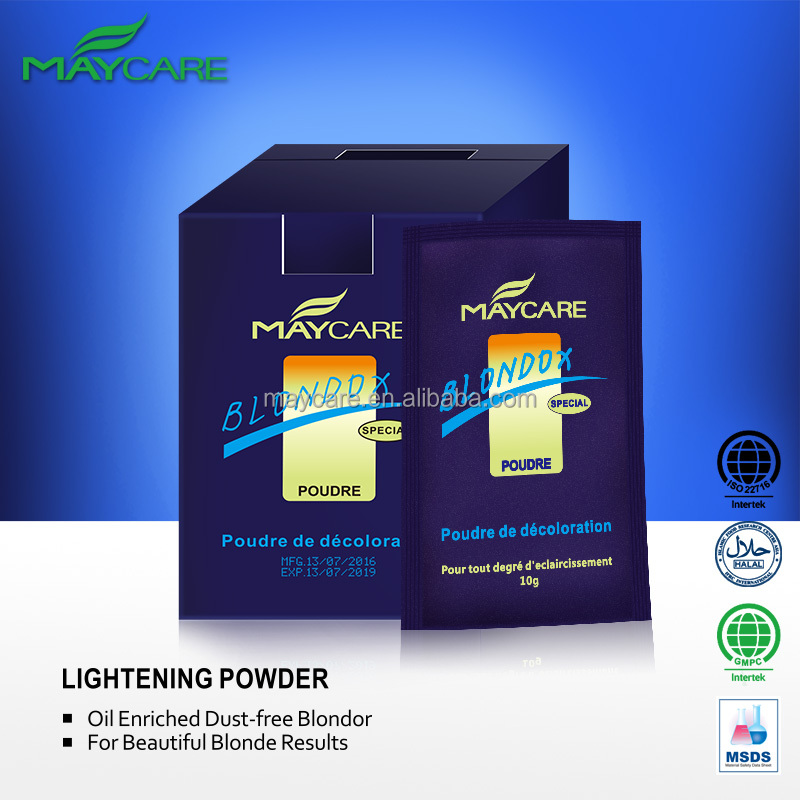 Proffesional Hair Care Bleach Hair Removal Powder