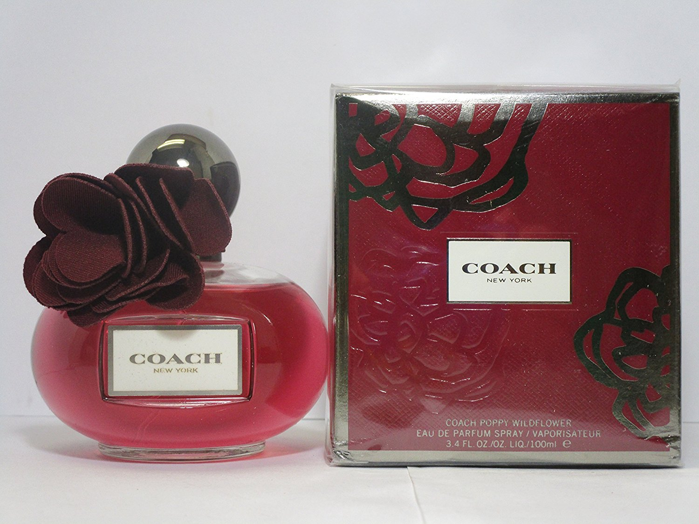 Buy Coach Poppy Wildflower By Coach Eau De Parfum Spray 34 Oz 100