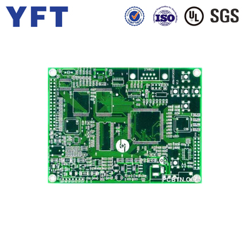 China Double Sided Lead Free Programmable Pcb Circuit Board Popular ...