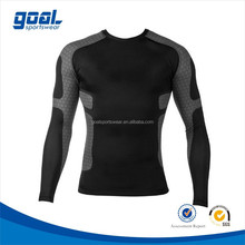 high quality sex blank sublimated bjj mma design your own custom printed long sleeve rash guard