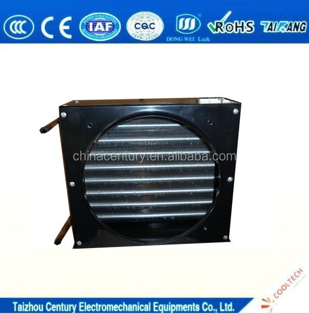industrical plate type evaporative air cooled condenser price
