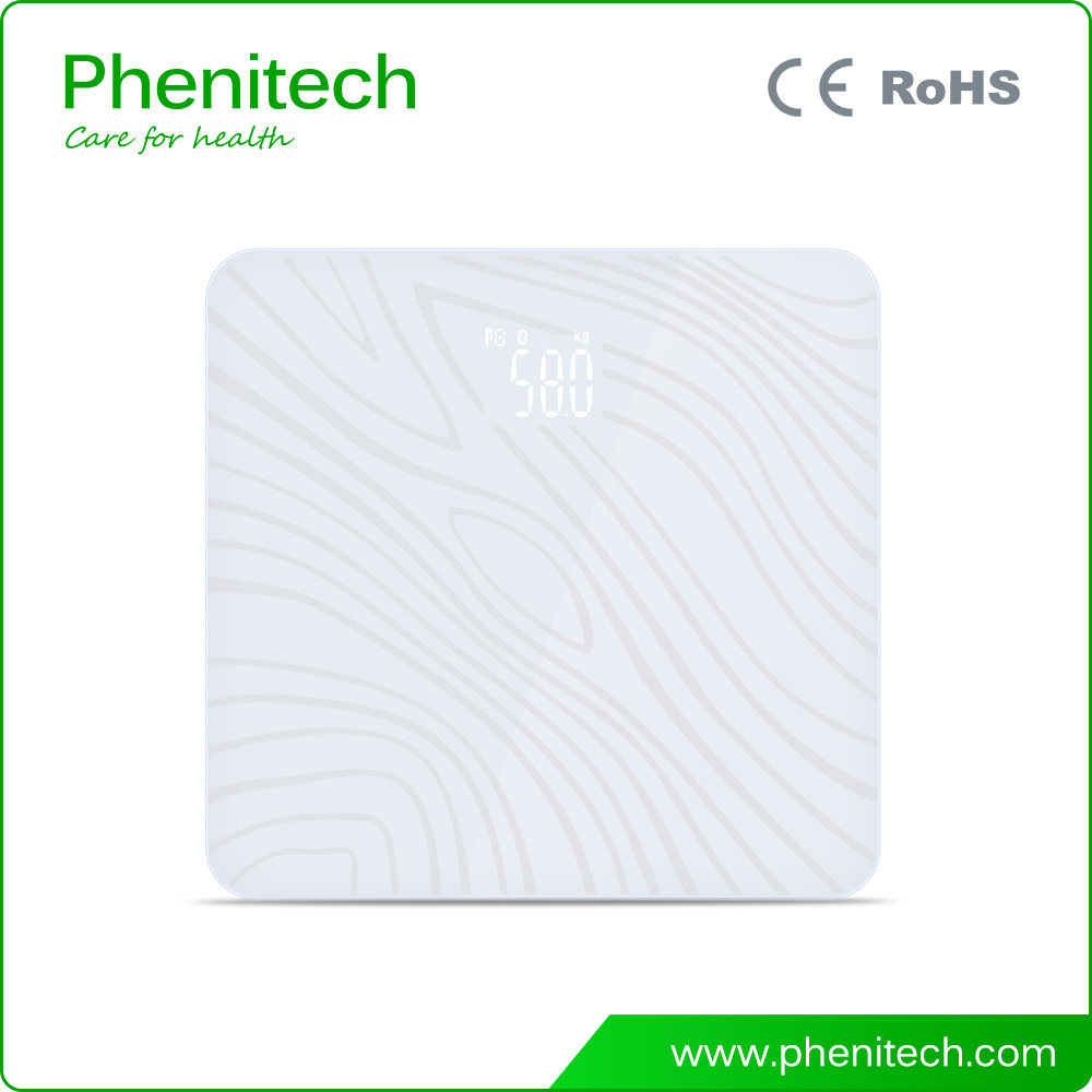 New design Wifi Bluetooth Body Weight BMI Scale