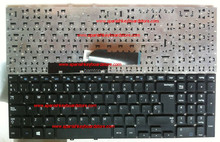 High Quality Spanish Laptop Keyboard For Samsung Np300e5c With Black Color