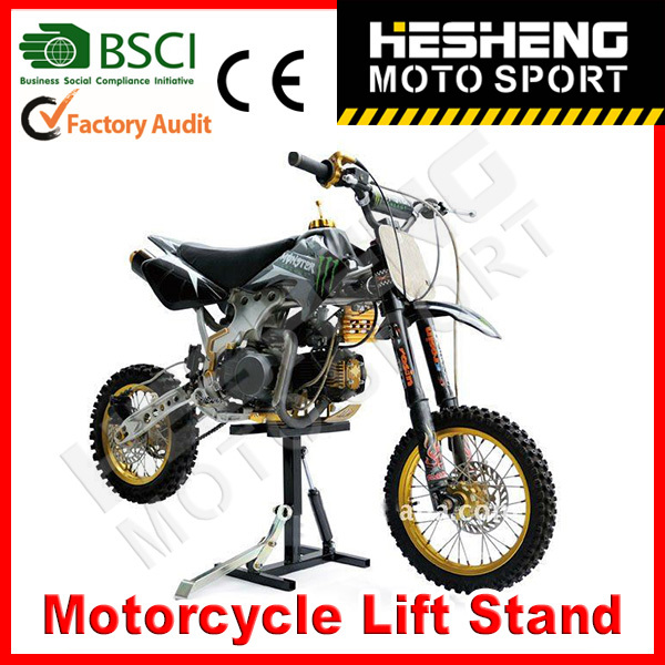 HESHENG 2014 HOT SELL MOTORCYCLE LIFT TABLE with CE APPROVED
