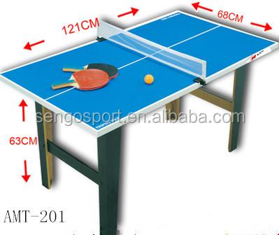 mini table tennis table wood for children - buy mini table tennis