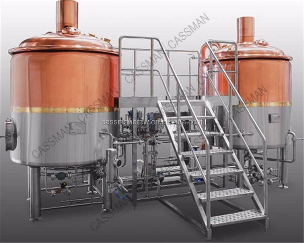 stainless steel water tank/steam jacketed kettle/copper water tank
