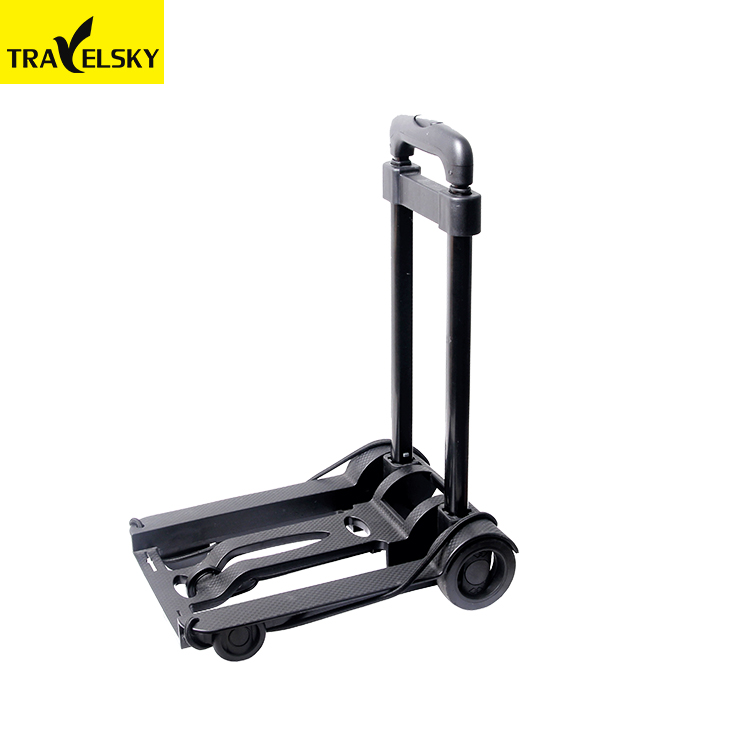 e08e19cc5191 Promotion Compact Foldable Lightweight Small Luggage Trolley Cart - Buy  Luggage Cart,Trolley Cart,Folding Luggage Cart Product on Alibaba.com